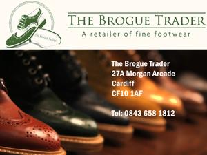 The Brogue Trader